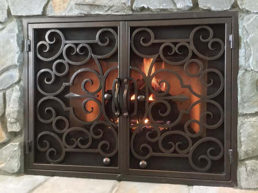 Fireplace Door FD001