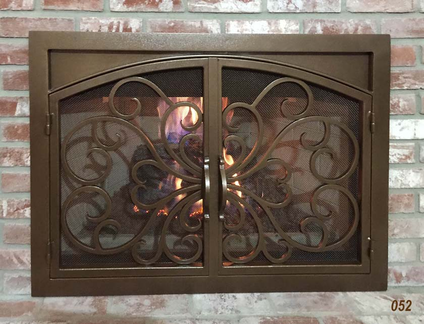 Fireplace Door FD052