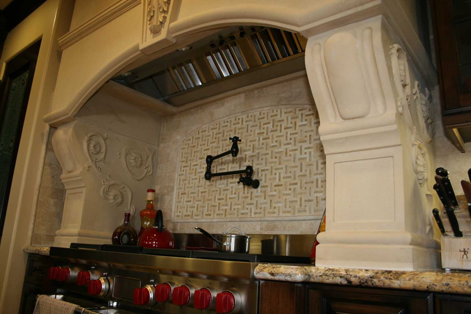 Precast Mantels Fireplace Surrounds Iron Fireplace Doors