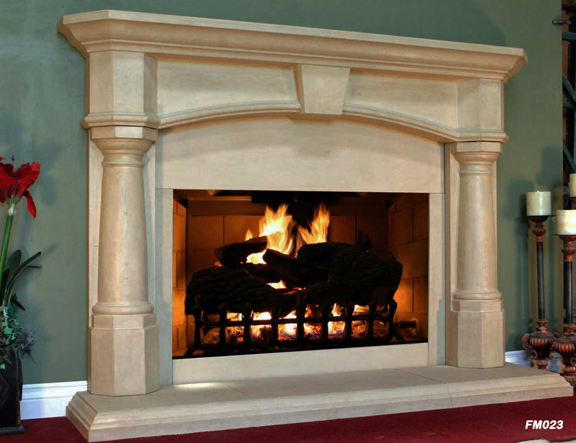 Tyual How To Build A Fireplace Mantel Shelf Over Brick