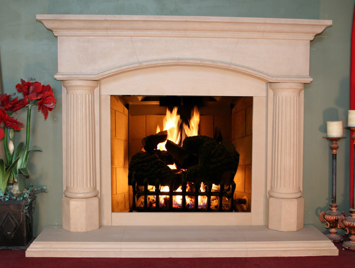 Mt200 Fireplace Mantels From Mantel Depot In San Diego