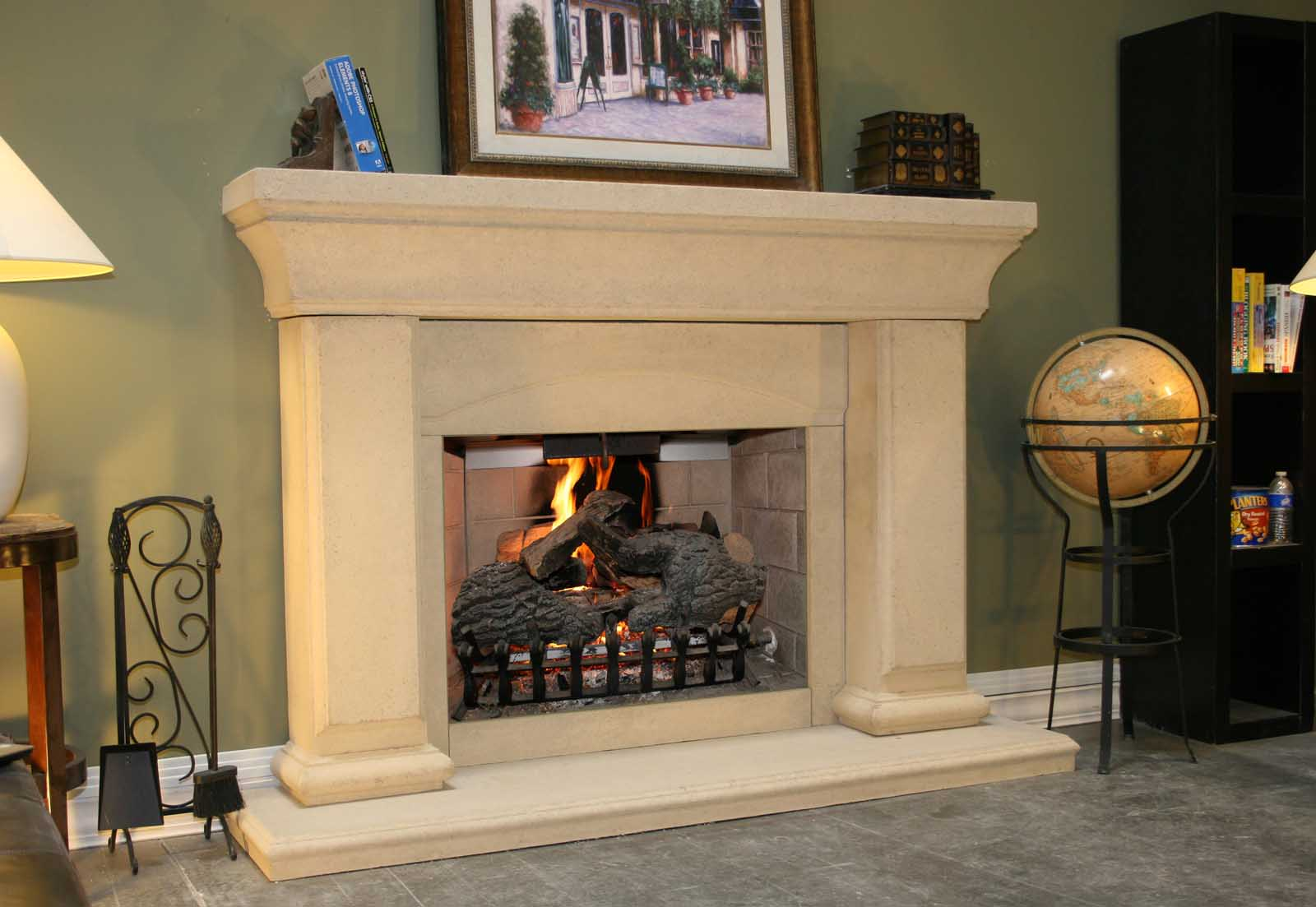 Mt215 Fireplace Mantels Fireplace Surrounds Iron Fireplace Doors And Screens In San Diego