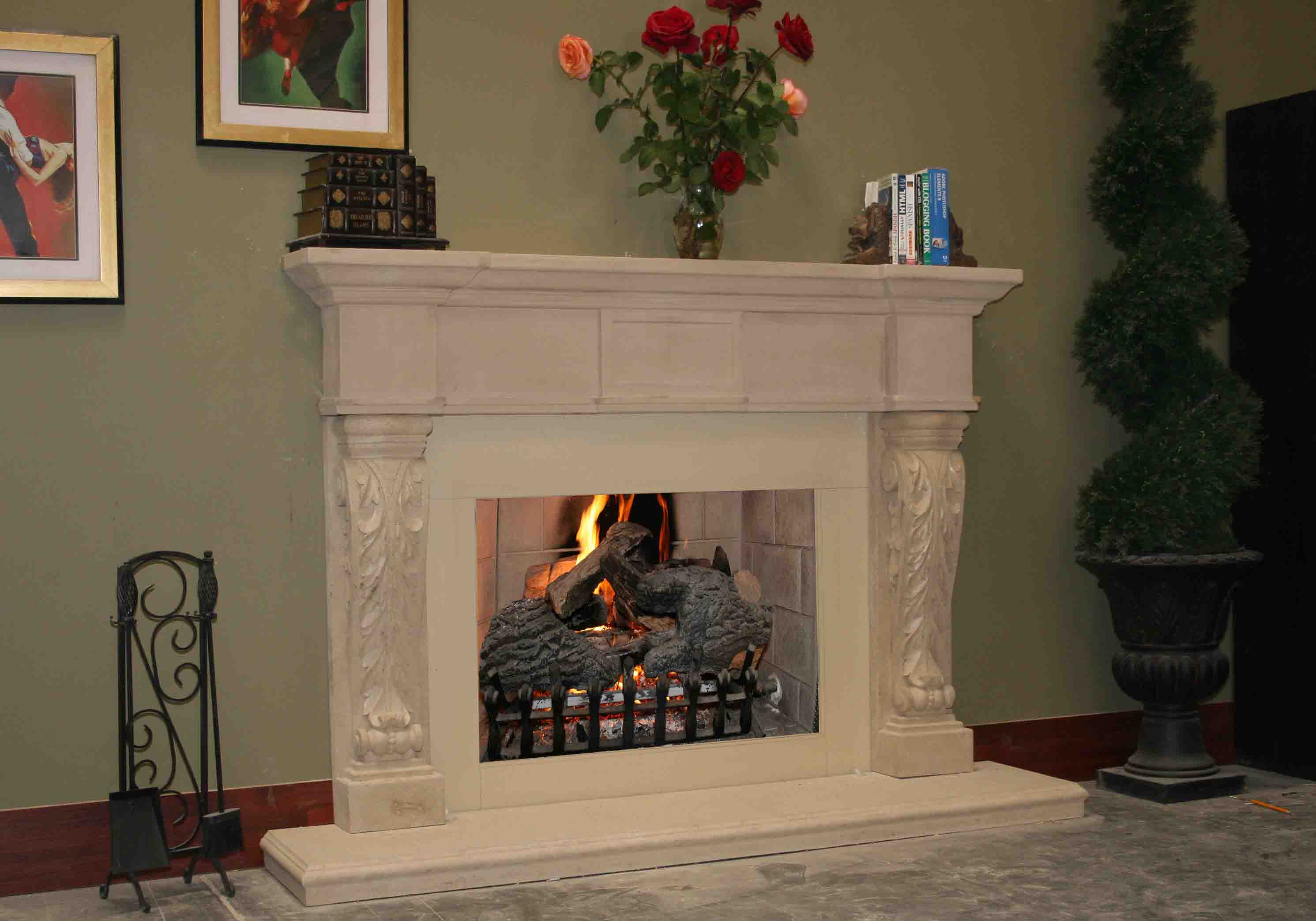 new our mantel brick fireplace decorated pin home stone mantels for