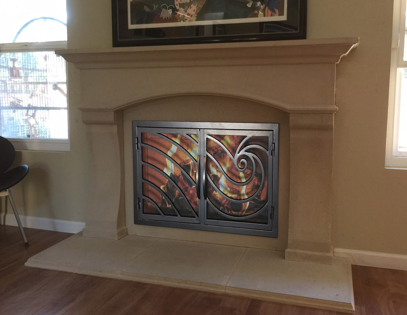 Mantel Depot Catalog Page 19 Cast Stone Fireplace Mantels Picture To Pin On Pinterest Pinsdaddy