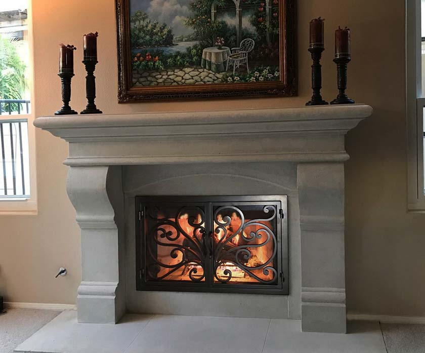mantel depot all photos of fireplace surroundsiron fireplace