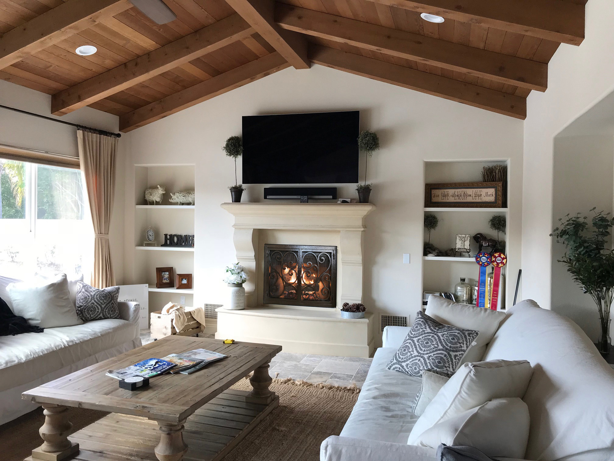 Fireplace Mantels Fireplace Surrounds Iron Fireplace Doors And