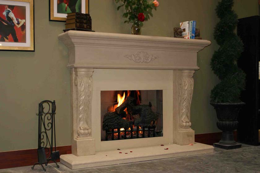 Fireplace Mantel 400