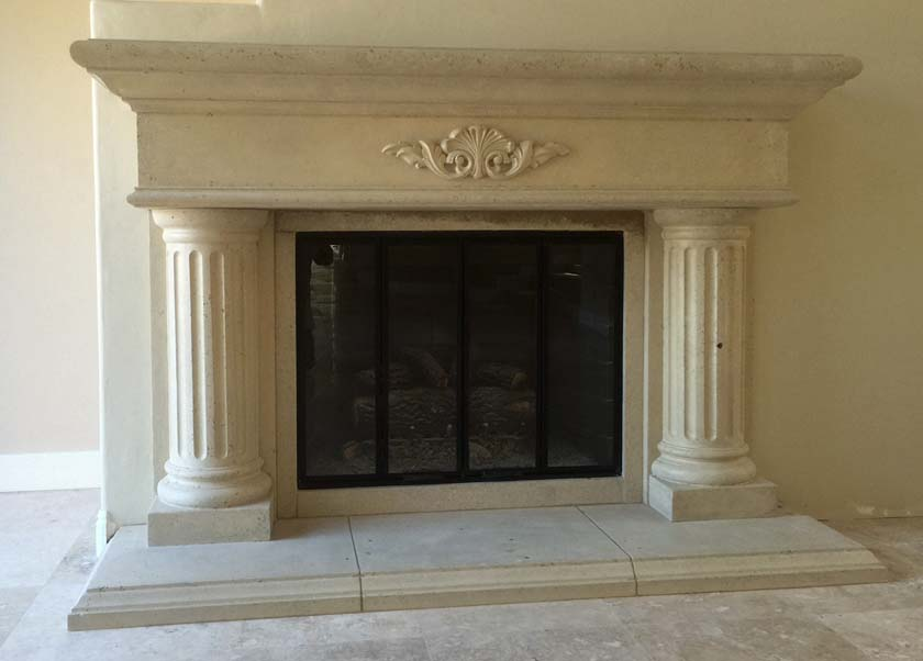 Mt401 Fireplace Mantels Fireplace Surrounds Iron Fireplace Doors And Screens In San Diego