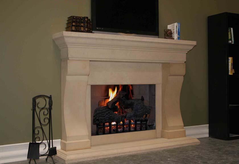 Picture of Fireplace Mantel surround 611