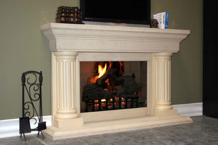 Photo of Mantel surrounds 614