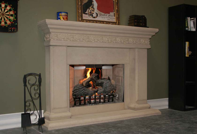 Mt706 Fireplace Mantels Fireplace Surrounds Iron Fireplace Doors And Screens In San Diego