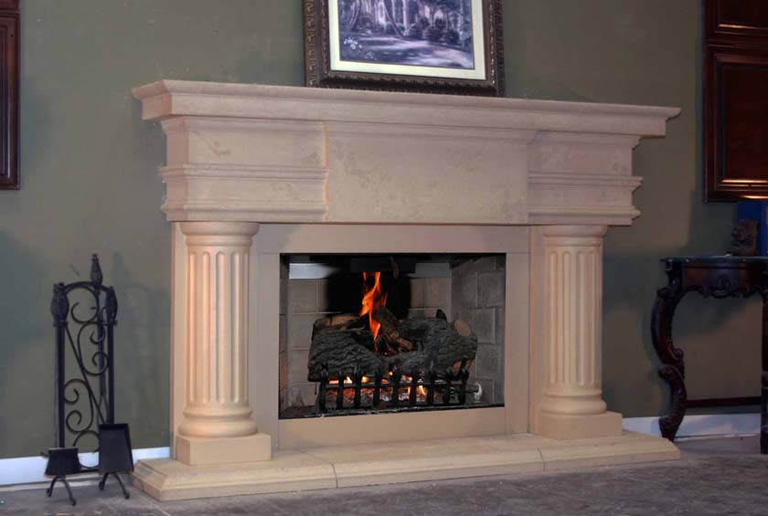 Mt821 Fireplace Mantels Fireplace Surrounds Iron Fireplace Doors And Screens In San Diego