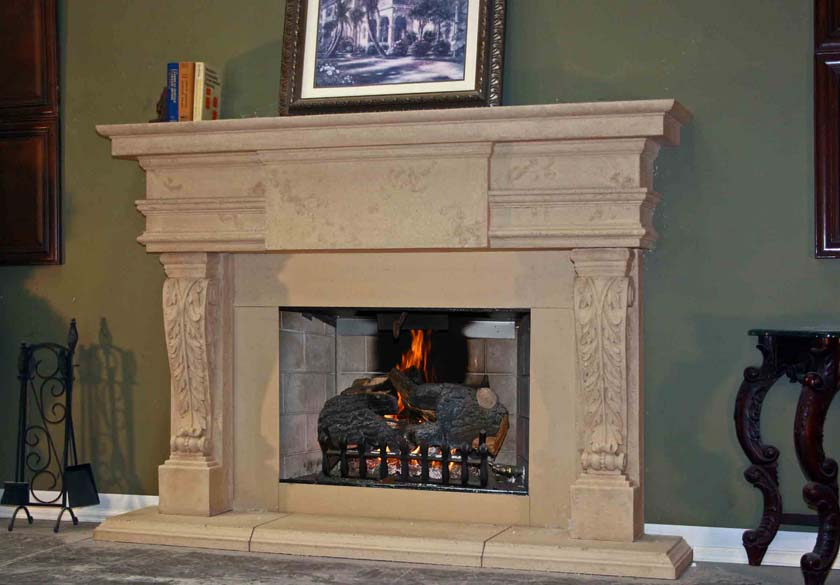 Mt824 Fireplace Mantels Fireplace Surrounds Iron Fireplace Doors And Screens In San Diego