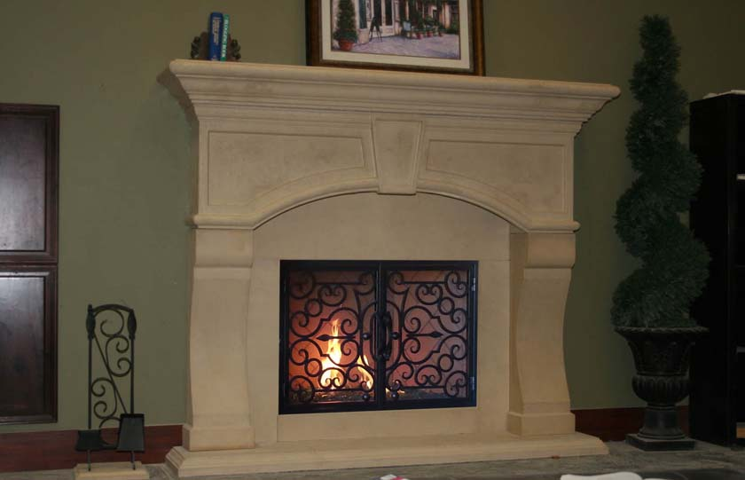 Fireplace Mantel 935