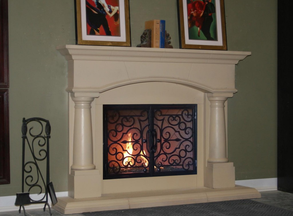 Fireplace Mantels and Fireplace Surrounds in Hemet , CA ...
